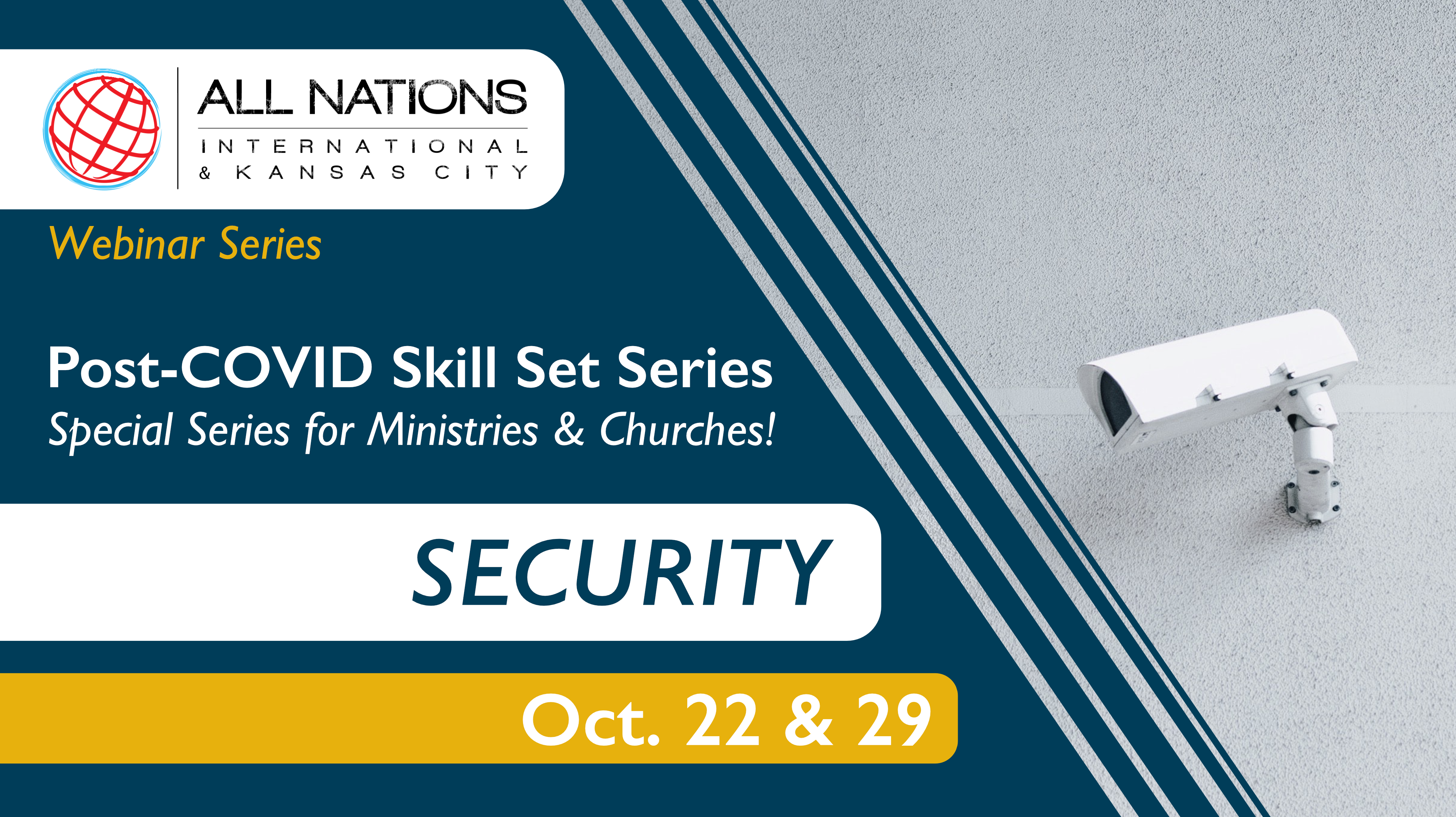 Security: Post-COVID Skills Online Series, Topic 1