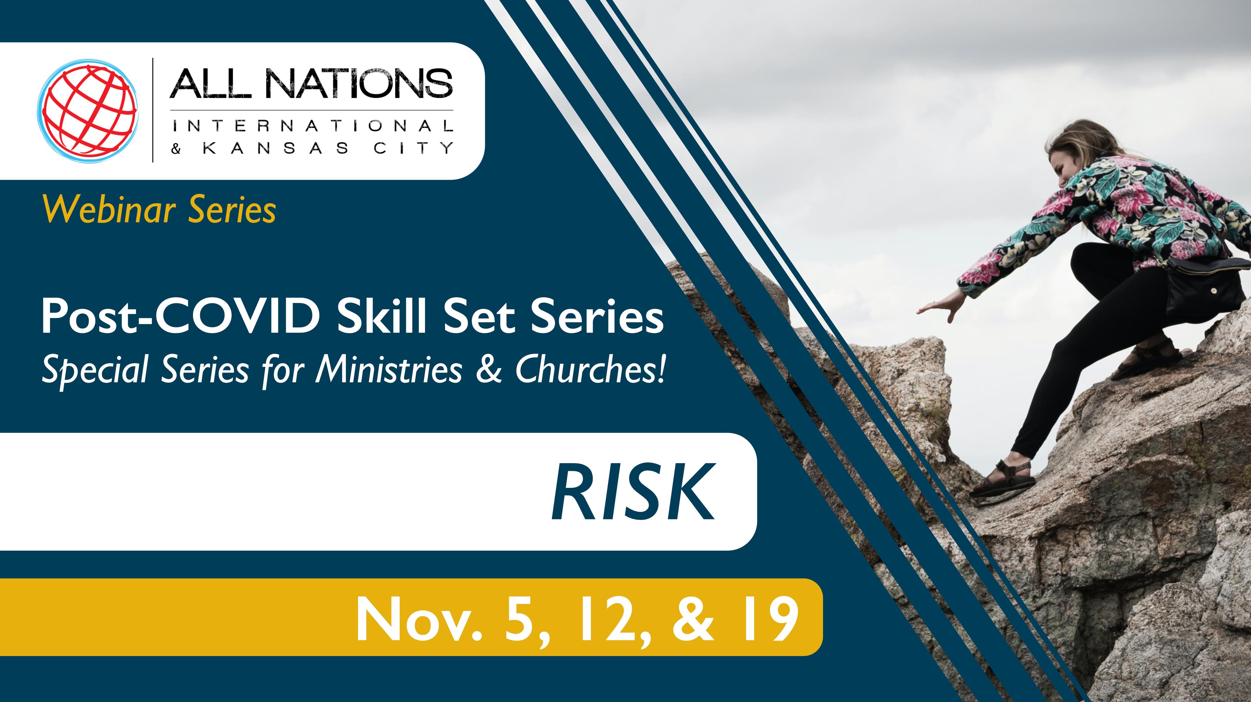 Risk: Post-COVID Skills Online Series, Topic 2