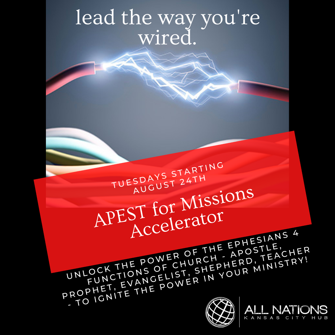 APEST for Missions Accelerator